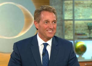 <p>Jeff Flake's CBS series explores bipartisanship </p>