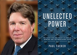 <p>Paul Tucker's Unelected Power named to Foreign Policy's Best Books of 2018</p>