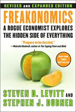 Roland Fryer Contributed to the International Bestseller Freakonomics