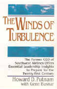 Winds of Turbulence: A CEO's Reflections on Surviving and Thriving on the Cutting Edge of Corporate Crisis