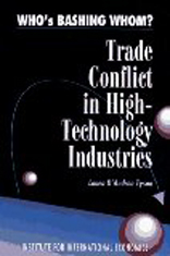 Who's Bashing Whom? Trade Conflict in High-Technology