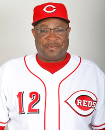 Dusty Baker headshot