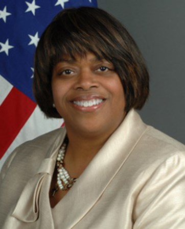 Suzan Johnson  Cook headshot