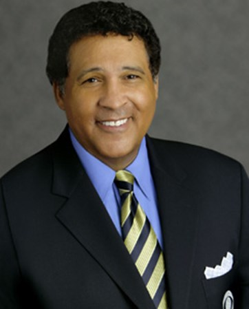 Greg Gumbel headshot