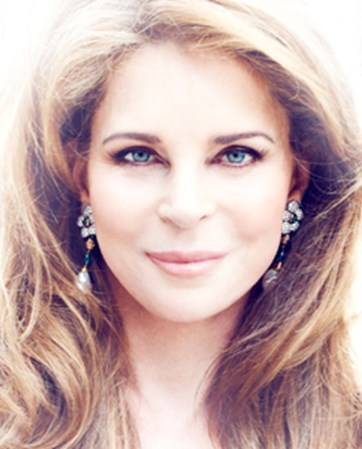 Her Majesty Queen Noor headshot
