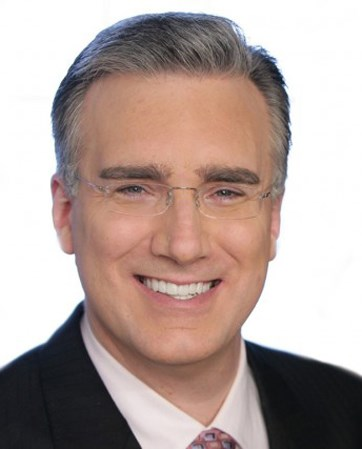 Keith Olbermann headshot