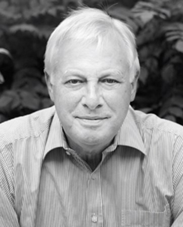 Chris Patten headshot