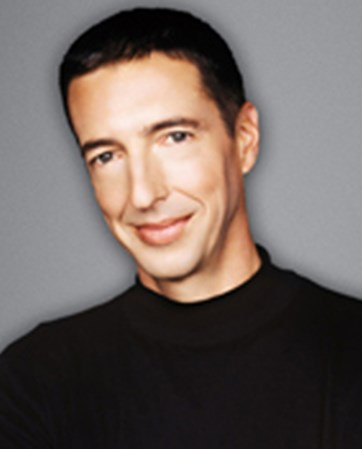 Ron Reagan headshot