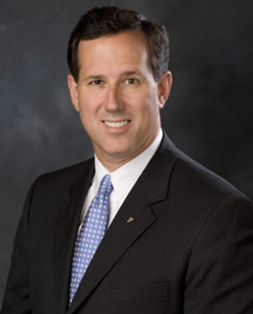 Rick Santorum headshot