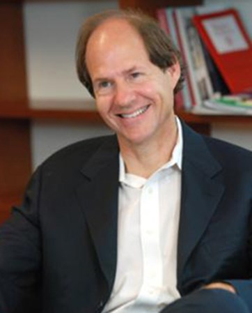 Cass Sunstein headshot