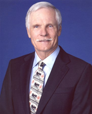 Ted Turner headshot